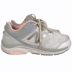 New Balance Ww 847 Lw4 Women's Walking Shoes 11